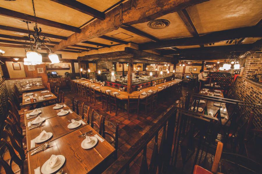 カフェ ラ・ボエム 銀座の店内イメージ写真