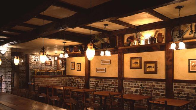 カフェ ラ・ボエム 銀座の店内写真