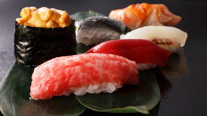 板前寿司コリドー街店の料理写真