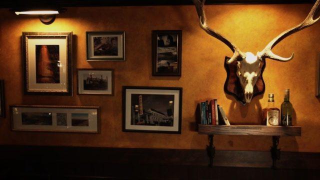 APOLLO BARの店内写真