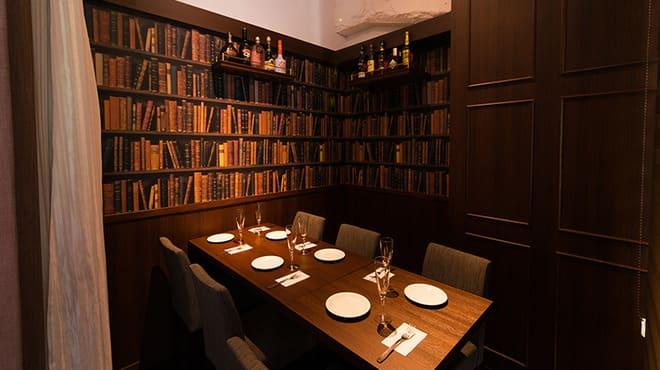 日比谷Bar 銀座コリドー店の個室写真