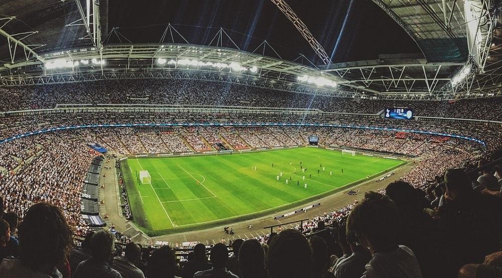 サッカー観戦イメージ画像