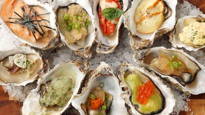 オイスター テーブル 銀座コリドー店の料理写真