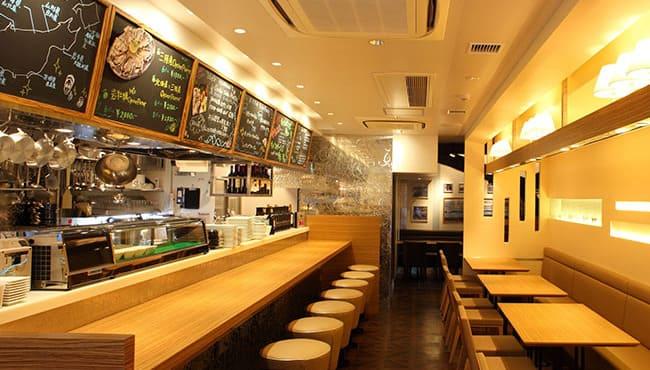 オイスター テーブル 銀座コリドー店の店内写真