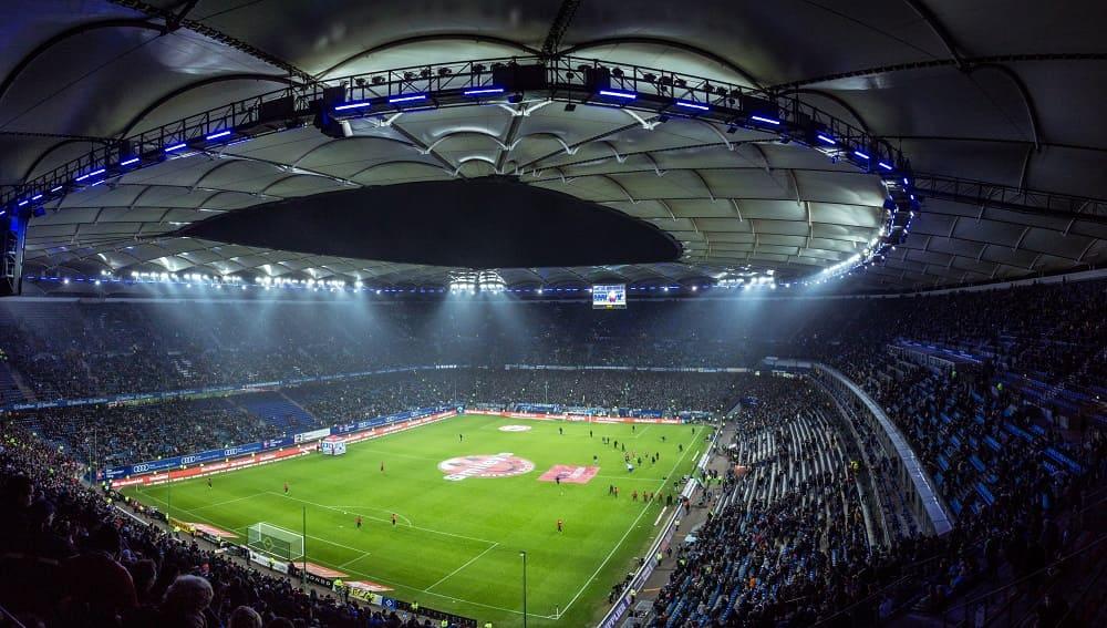 サッカー、スポーツ観戦のイメージ写真