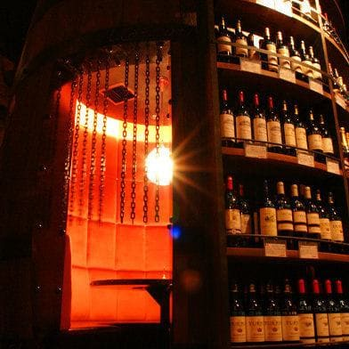 ワインホールグラマー銀座の個室写真