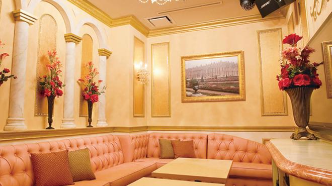 コート・ダジュール 銀座コリドー店のルーム写真