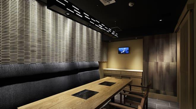 近畿大学水産研究所 銀座店のテーブル写真