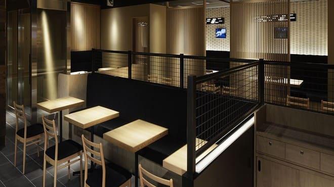近畿大学水産研究所 銀座店の店内写真