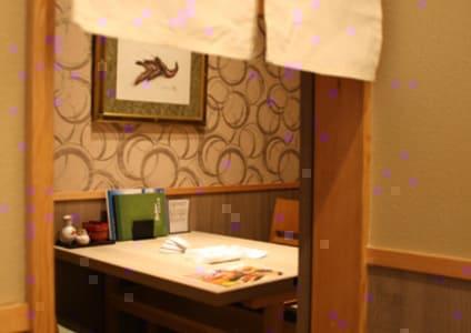 梅丘寿司の美登利総本店銀座店の個室写真