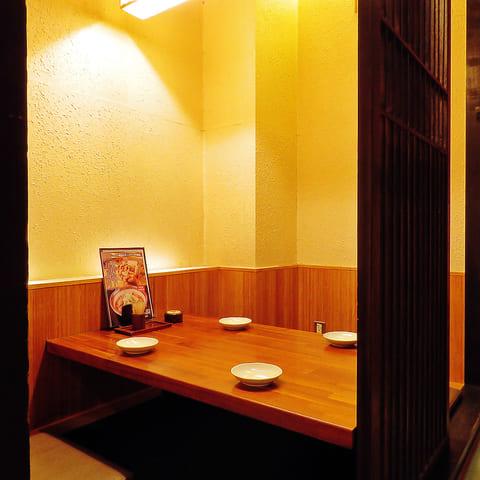テング酒場 銀座コリドー店のテーブル写真