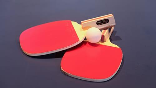Bane BAGUS 銀座店の卓球写真