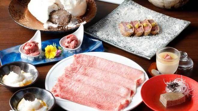 銀座 肉料理 KOJIRO(小次郎)のコース写真