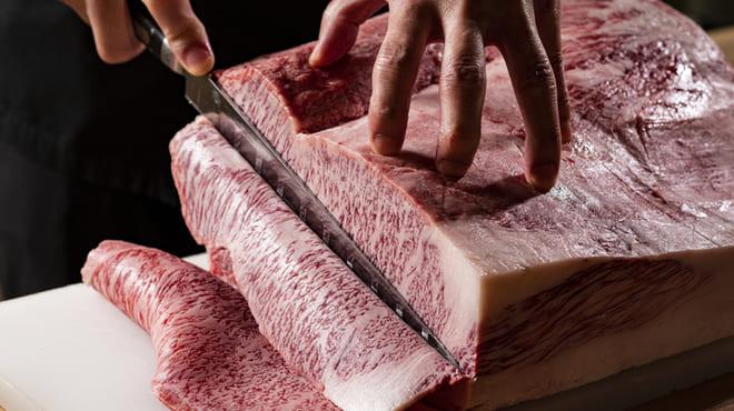 銀座 肉料理 KOJIRO(小次郎)の肉写真