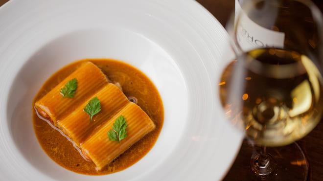 レ・コパン ドゥ ドミニク・ブシェ の料理写真