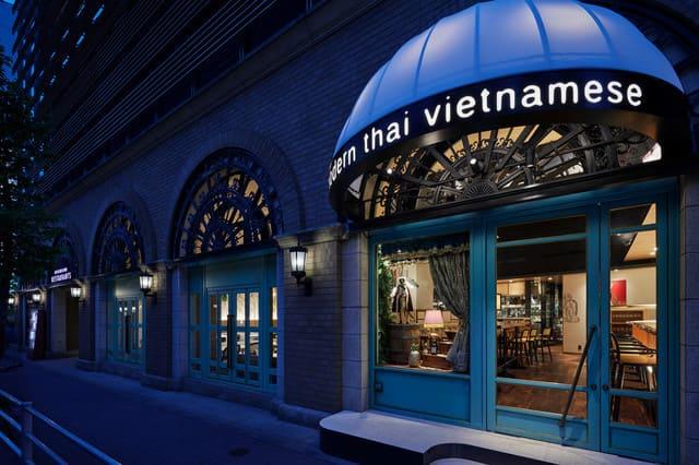 Madam My modern thai vietnameseの外観写真
