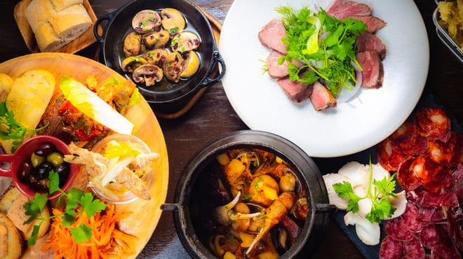 Bar de Ollaria銀座店の料理写真