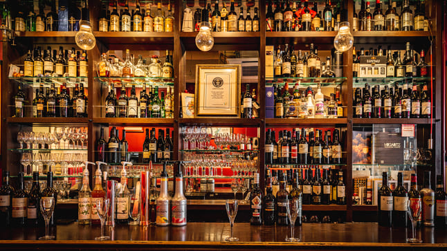 Bar de Ollaria銀座店のバー写真