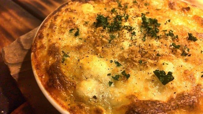 ルフージュの料理写真