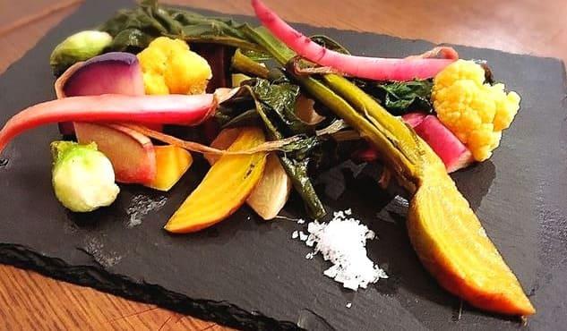 しぇりークラブの野菜料理写真