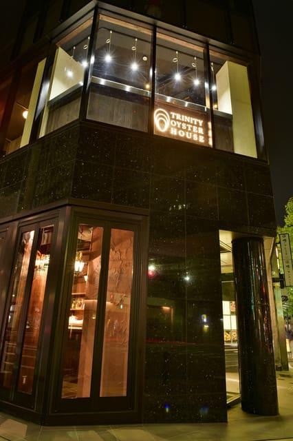 トリニティ オイスターハウス銀座店の外観写真