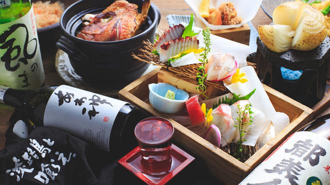 淡路島と喰らえ 銀座コリドー店の料理写真