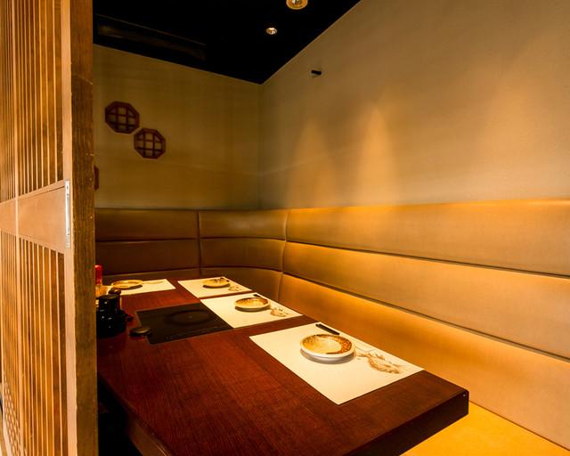 淡路島と喰らえ 銀座コリドー店の個室写真