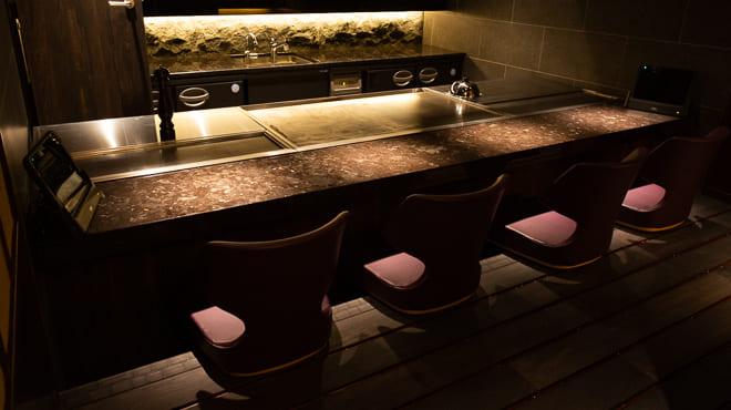 電光石火 銀座店の個室写真