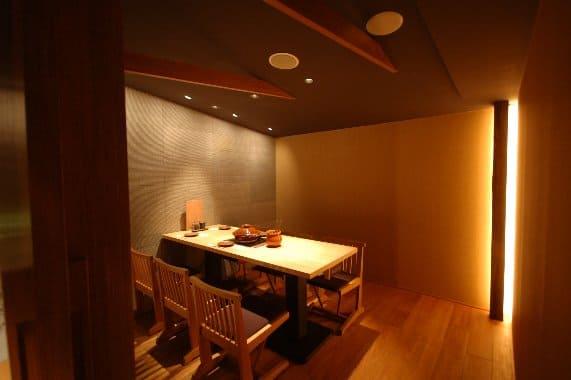 はかた地どり福栄組合銀座店の個室写真