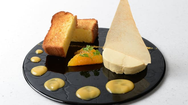 俺のフレンチ銀座コリドー街のチーズ写真