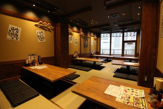 新時代 銀座コリドー店の座敷写真