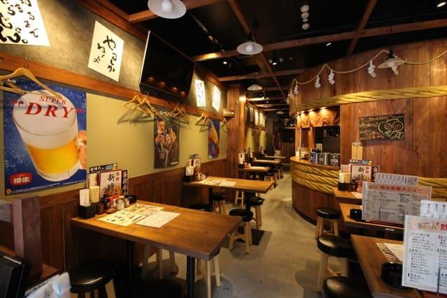 新時代 銀座コリドー店の店内写真