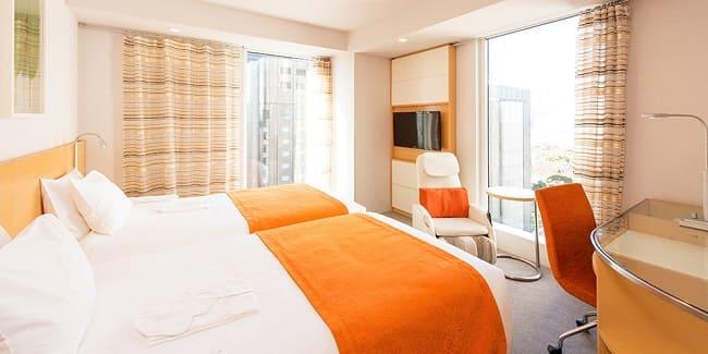 レム日比谷(Lemm HIBIYA)の部屋(オレンジ)写真