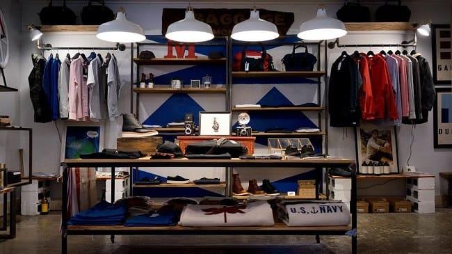 銀座コリドー街の服装に関するイメージ画像