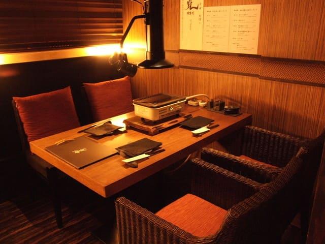 牛屋 銀兵衛 銀座7丁目の個室写真