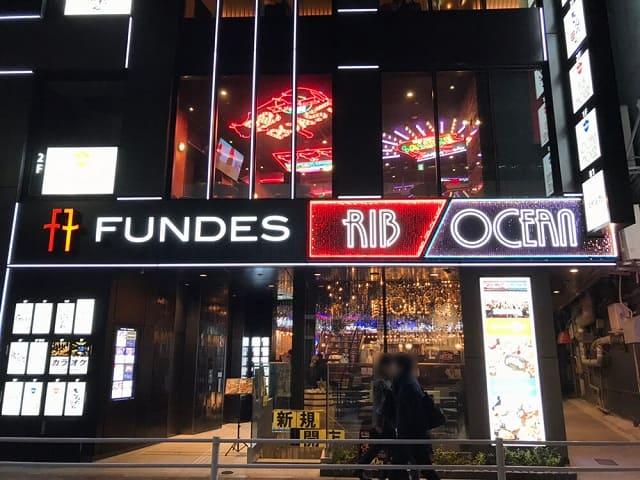 銀座コリドー街の飲食店画像